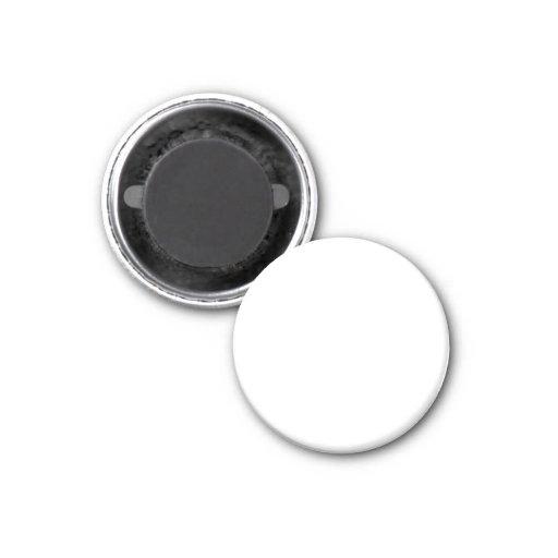 Anpassningsbar Rund Magnet Kylskåpmagneter