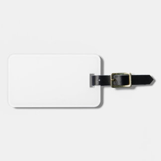 Anpassningsbar Small Luggage Tag
