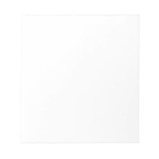 14 x 15.2 cm Anteckningsblock - 40 sidor