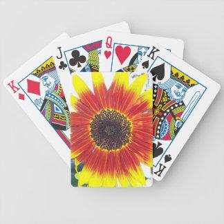 Anpassningsbar som leker kort spelkort