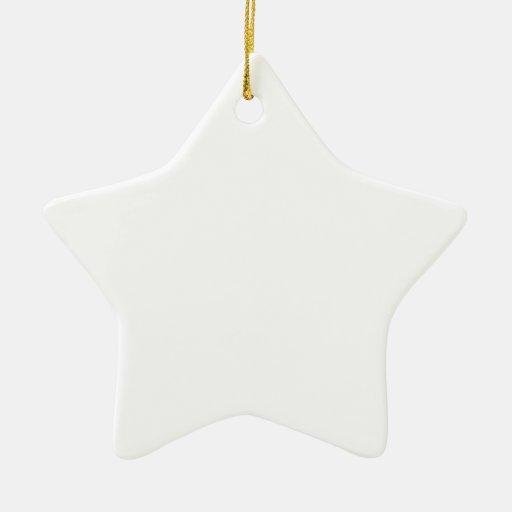 Julgransprydnad Stjärna
