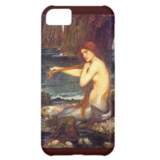 anpassningsbarfodral för iPhone 5 en sjöjungfru iPhone 5C Fodral