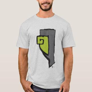 Ansikte 003 tee shirts