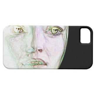 ansikte iPhone 5 Case-Mate fodral