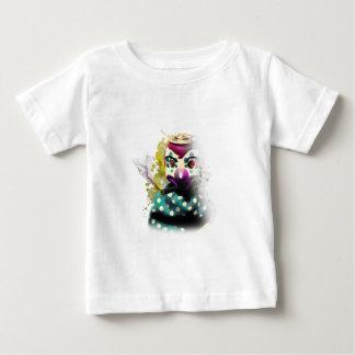 Ansikte för fasa för Wellcoda galet ont T Shirt