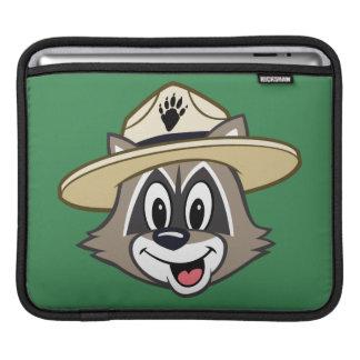 Ansikte för stack för skogsvaktare för sleeve för iPads
