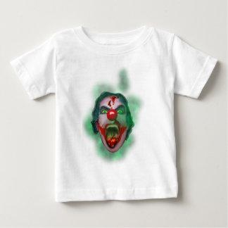 Ansikte för Wellcoda galet huvud för ont Tee Shirts