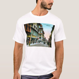 Anslags- aveny Chinatown T-shirts