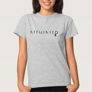 Anslöt kristna T-tröjakvinnor Tshirts
