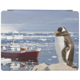Antarktis Neko Cove (hamn). Gentoo pingvin iPad Skydd