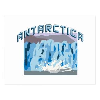 Antarktis Vykort