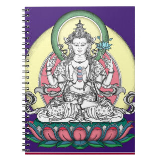 ANTECKNINGSBOK Chenrezig/Avalokiteshvara