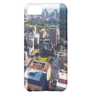 Antennen beskådar av Boston iPhone 5C Fodral