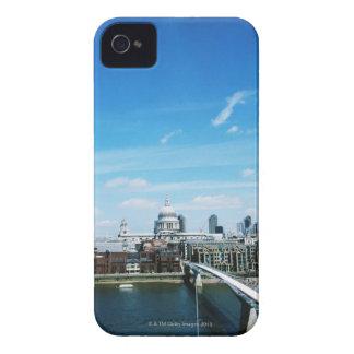 Antennen beskådar av London Case-Mate iPhone 4 Skal