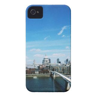 Antennen beskådar av London iPhone 4 Skal
