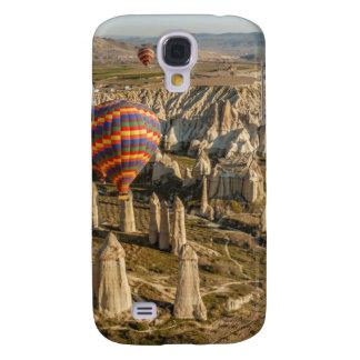 Antennen beskådar av luftballonger, Cappadocia 2 Galaxy S4 Fodral
