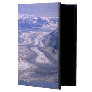 Antennen beskådar den Lowell glaciären, den Kluane iPad Air Fodral