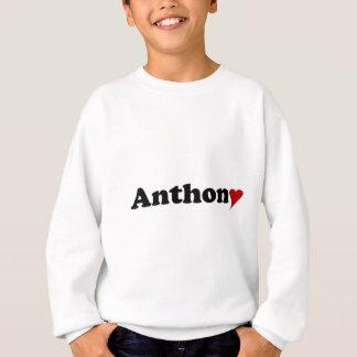Anthony med hjärta t-shirt