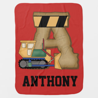 Anthonys personliggåvor bebisfilt