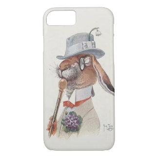 Anthropomorphic kanin för rolig vintage
