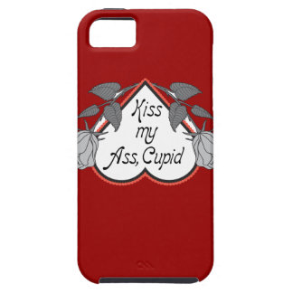 Anti Cupidvalentines day Tough iPhone 5 Fodral