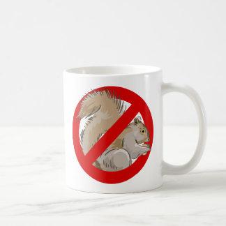 Anti-Ekorre Kaffemugg