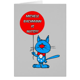 anti Michele Bachmann Hälsningskort