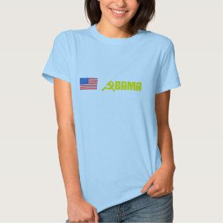 Anti-Obama - Obama är en kommunist T-shirt