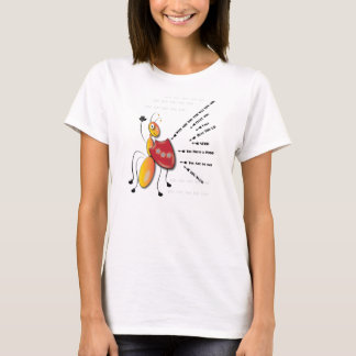 Anti-Pennalism t-skjorta Tee Shirt