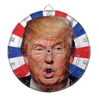 Anti president Donald Trump - stor mun Piltavla