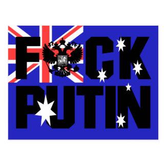 Anti Putin Vykort