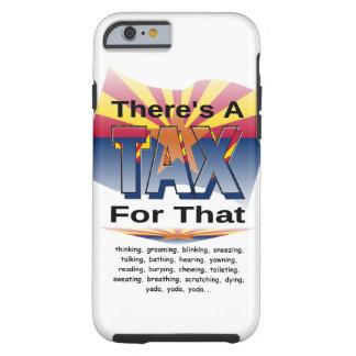 Anti-Skatt (Arizona) Tough iPhone 6 Case