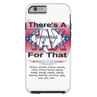 Anti-Skatt (Arkansas) Tough iPhone 6 Skal