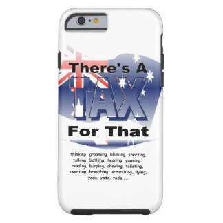 Anti-Skatt (Australien) Tough iPhone 6 Case