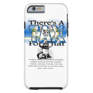 Anti-Skatt (Connecticut) Tough iPhone 6 Case