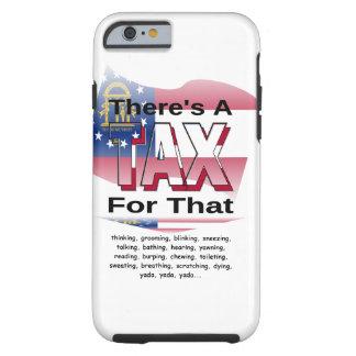 Anti-Skatt (Georgia) Tough iPhone 6 Skal