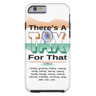 Anti-Skatt (Indien) Tough iPhone 6 Skal