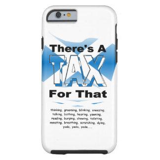 Anti-Skatt (Skottland) Tough iPhone 6 Skal
