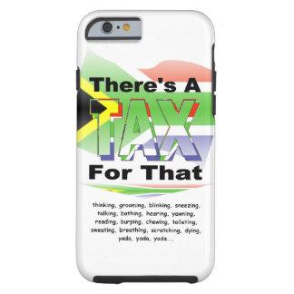 Anti-Skatt (Sydafrika) Tough iPhone 6 Case