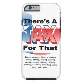 Anti-Skatt (Texas) Tough iPhone 6 Skal