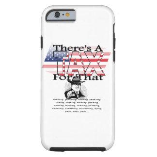 Anti-Skatt (United States) Tough iPhone 6 Skal