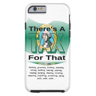 Anti-Skatt (Washington) Tough iPhone 6 Fodral