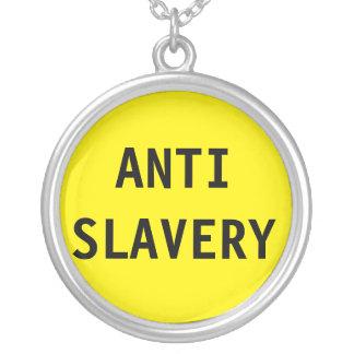 Anti slaverigult för halsband