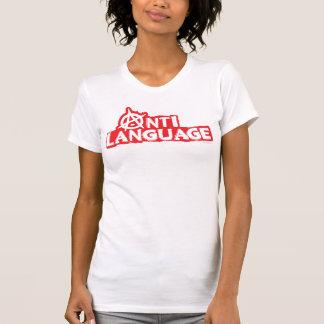 Anti-Språk Tee Shirt