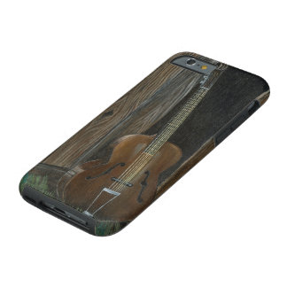 Antik gitarr tough iPhone 6 skal