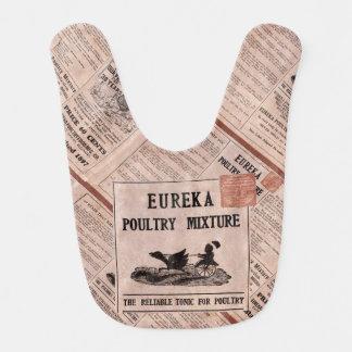 Antik matningskanister hakklapp