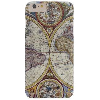Antik världskarta #3 barely there iPhone 6 plus skal