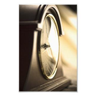 Antikviteten tar tid på fototryck