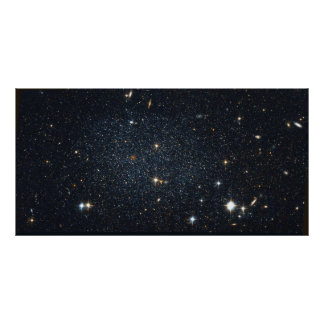 Antlia dvärg- galax poster