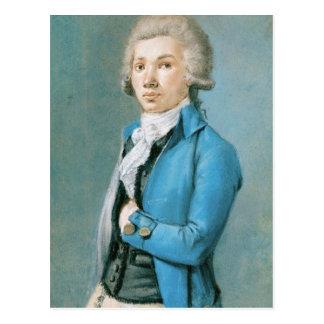 Antoine Barnave Vykort